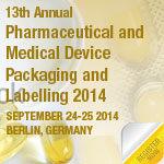 Pharmaceutical and Medical Device Packaging and Labelling 2014